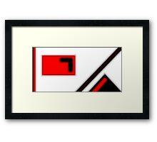 RBW Framed Print