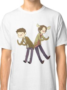 Supernatural Time Classic T-Shirt