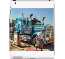 Mobile Plant Haul iPad Case/Skin
