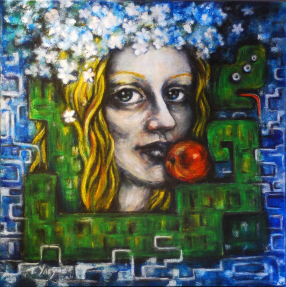 """""""Eve"""" by Tatjana Larina"""