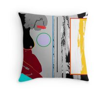 biscuits n gravy Throw Pillow