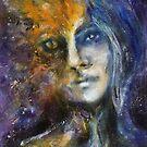 """""""Tribal voice"""" by Tatjana Larina"""