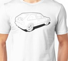 Polo GT - Side Back Unisex T-Shirt