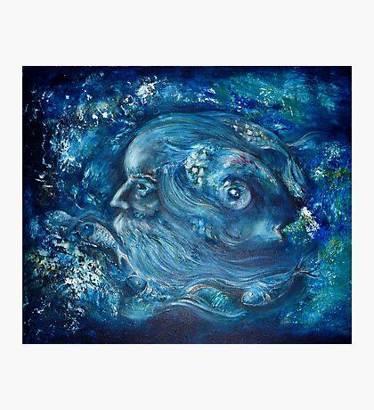 """""""Neptune"""" Photographic Print"""