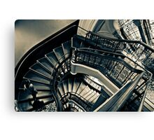 QVB beauty...On 5 Featured Works Canvas Print