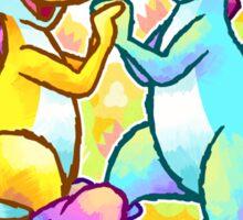 You! Me! Dancing! Sticker