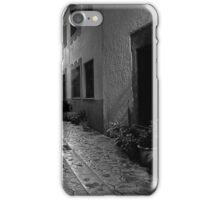 A Pretty Alleyway iPhone Case/Skin