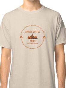 Hyrule Castle Tours Classic T-Shirt