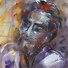 """""""Son of Earth (Gregory Anthony Gallo inspired)"""" by Tatjana Larina"""