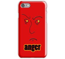 Anger IPhone Case iPhone Case/Skin