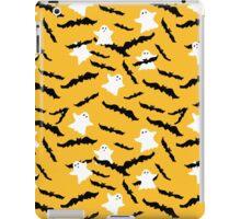Bats and Boos - Orange iPad Case/Skin