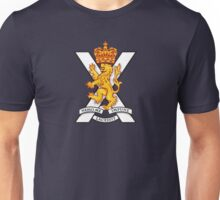 Royal Regiment of Scotland - British Army Unisex T-Shirt