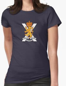 Royal Regiment of Scotland - British Army Womens Fitted T-Shirt