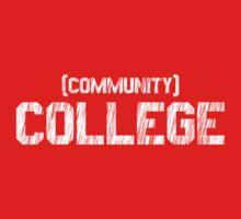 (Community) COLLEGE Kids Clothes