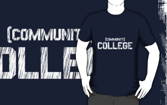 (Community) COLLEGE by Anthony Pipitone
