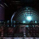 Colliding Spaces by Benedikt Amrhein
