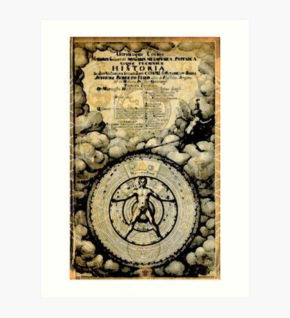 Historia Metaphysica Art Print