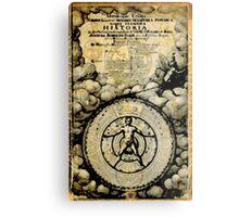 Historia Metaphysica Metal Print