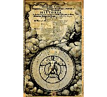 Historia Metaphysica Photographic Print