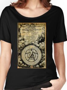 Historia Metaphysica Women's Relaxed Fit T-Shirt