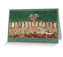 ~ My Precious ~ a collaboration with John Dunbar Greeting Card