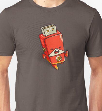 Flash Drive Unisex T-Shirt