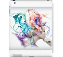 Ink Hair  iPad Case/Skin