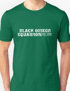 Black Omega Squadron T-Shirt