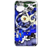 """""""Unphysical Graffiti"""" iPhone Case/Skin"""
