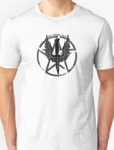 Supernatural Demon Hunting Crest T-Shirt