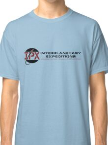 Interplanetary Expeditions - Babylon 5 Classic T-Shirt