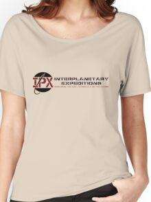 Interplanetary Expeditions - Babylon 5 Women's Relaxed Fit T-Shirt