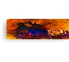 Collateral Damage Canvas Print