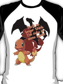 Charmander_is_cute T-Shirt