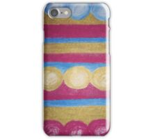 Beads in pastel iPhone Case/Skin