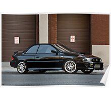 Subaru Impreza Poster