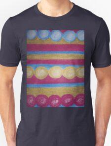 Beads in pastel Unisex T-Shirt