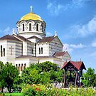 The Saint Volodymyr Cathedral by kindangel
