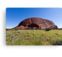 Uluru, Ayers Rock, Australia Canvas Print