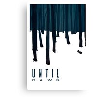 ud - poster Canvas Print