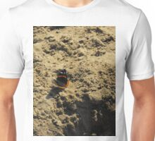 Glad I didn't fall into that hole..BP must be drilling here!!!! (a day of reckoning) Unisex T-Shirt