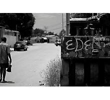 Eden Photographic Print
