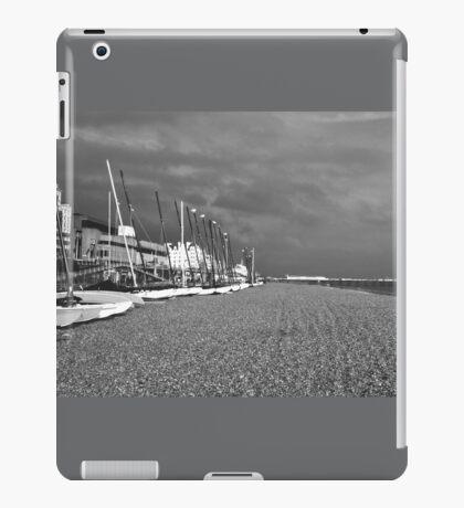 Boats by Brighton Beach iPad Case/Skin