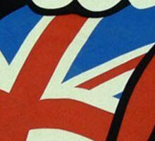 Rolling Stonez UK Sticker