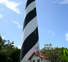 St. Augustine Lighthouse by SummerJade