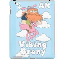 Viking Brony iPad Case/Skin