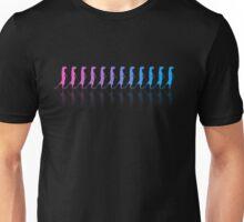 Meerkats - blue-pink Unisex T-Shirt