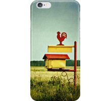 Rooster Drop iPhone Case iPhone Case/Skin