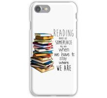 Book love iPhone Case/Skin