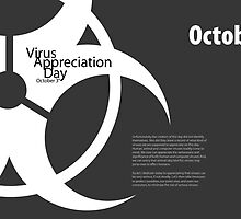Virus Appreciation Day - October by KRPace